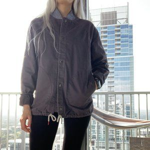Native Youth Cotton Bomber Jacket